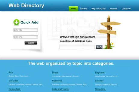 Php links directory script software for web directories php we offer custom templates integration service please contact us for details maxwellsz